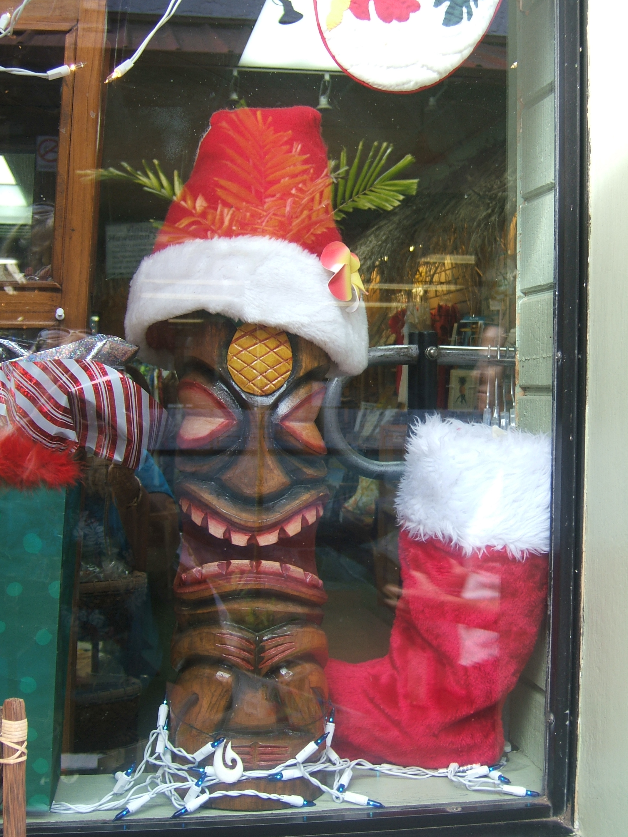 How Much is That Tiki In the Window?