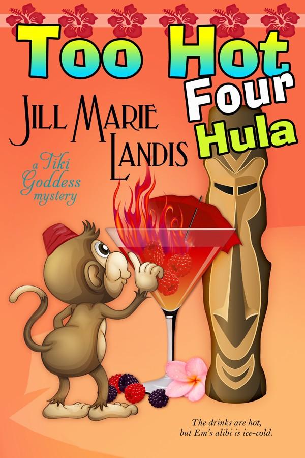 Final Too Hot Four Hula - 600x900x300
