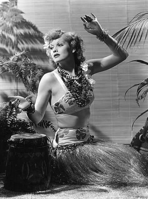 Lucille Ball ... always an inspiration as a Goddess.